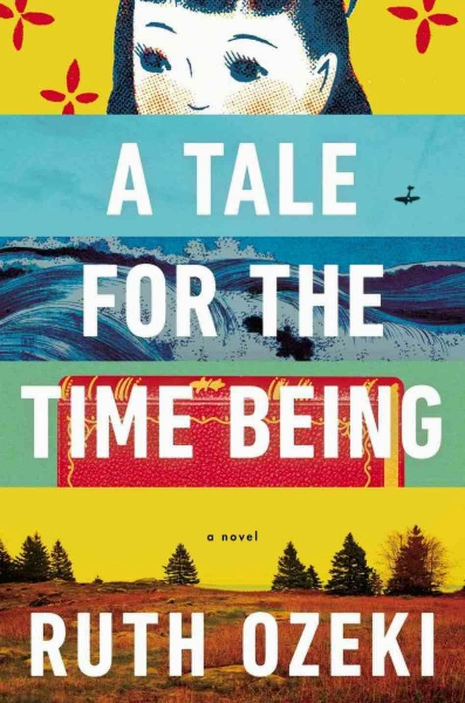 A Tale for the Time Being by Ruth Ozeki – Book Cover