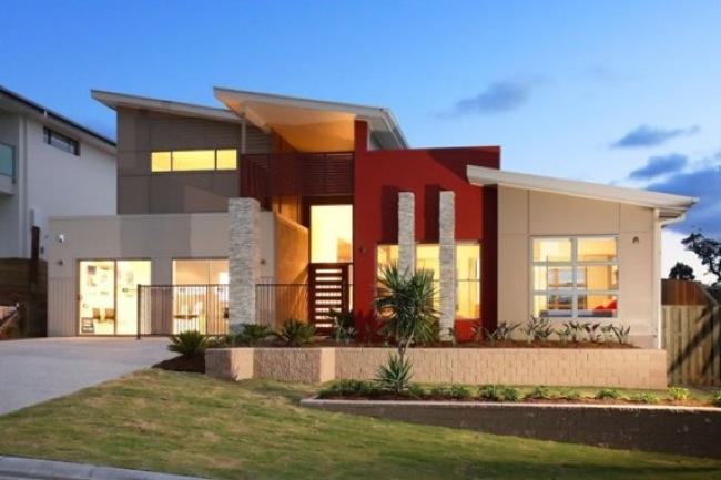 Fotos de fachadas de casas bonitas vote por sus fachadas for Fachada de casas modernas estilo oriental
