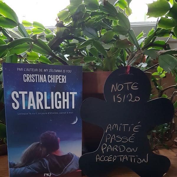 Starlight, tome 1 de Cristina Chiperi