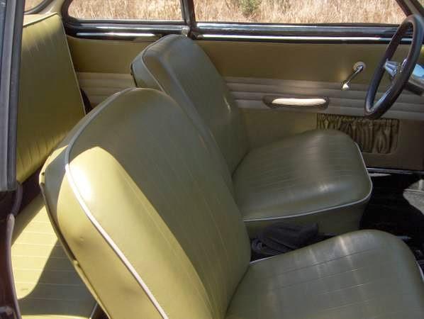 Black Karmann Ghia 1964 Buy Classic Volks