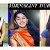 Mirnalini Dubsmash Video Compilation Nice Face Expression.
