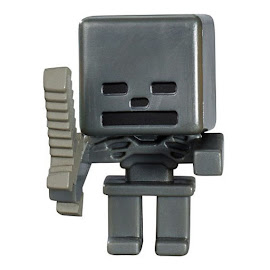 Minecraft Chest Series 1 Wither Skeleton Mini Figure