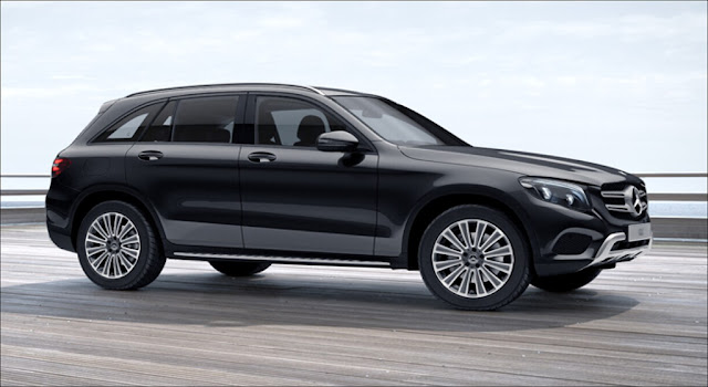 Mercedes GLC 250 4MATIC 2019