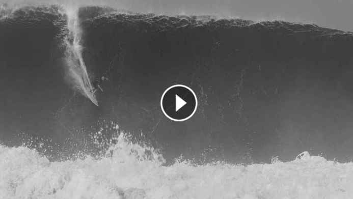 Olas X A Big Wave Surf Film