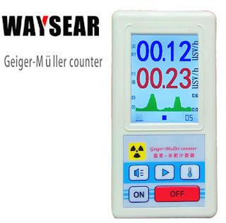 Pencacah Geiger Muller