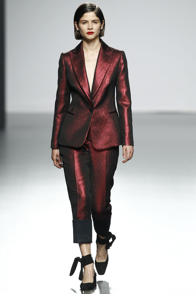 sequins suits Minimalistic Modern Classics