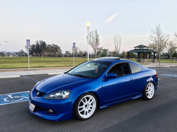 very cool 2005 acura rsx type s auto restorationice. Black Bedroom Furniture Sets. Home Design Ideas