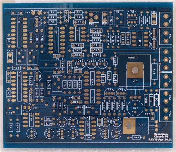 PCB prototype: PCBWay - Low Cost PCB Manufacturer