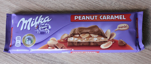 IMG 2953 - Snack Time! Milka Peanut Caramel