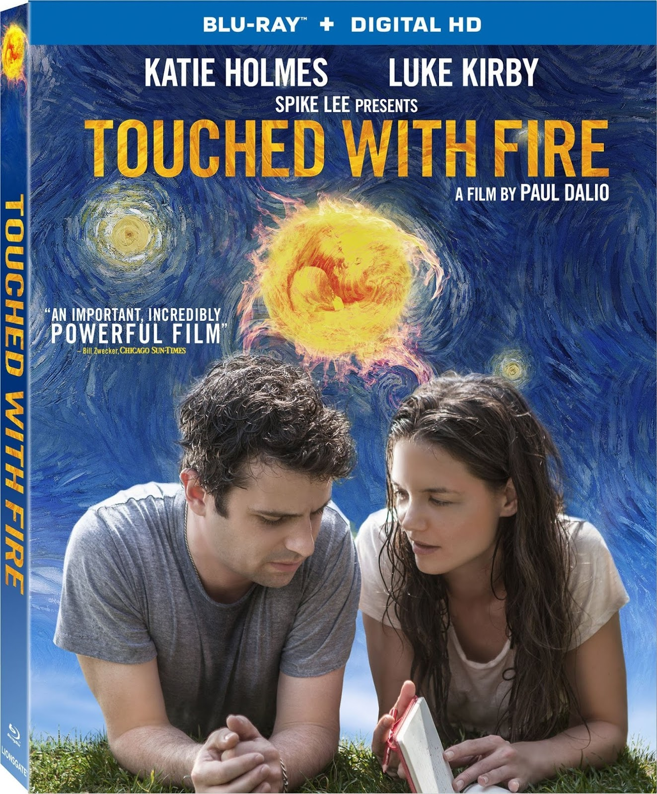 TOUCHED WITH FIRE DOWNLOAD