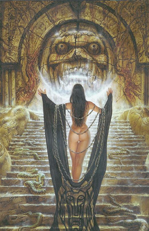 Luis Royo Fantastic art (2005)