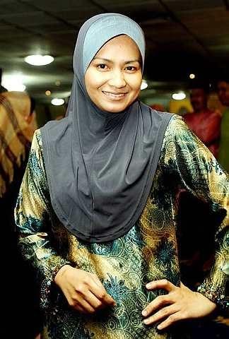 Siti Saida  Mohd Ghazali Bercerai Secara Baik