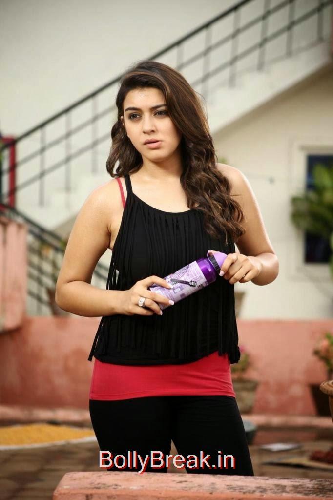 Hansika Images, Hansika Hot Stills From tamil movie Meagaamann