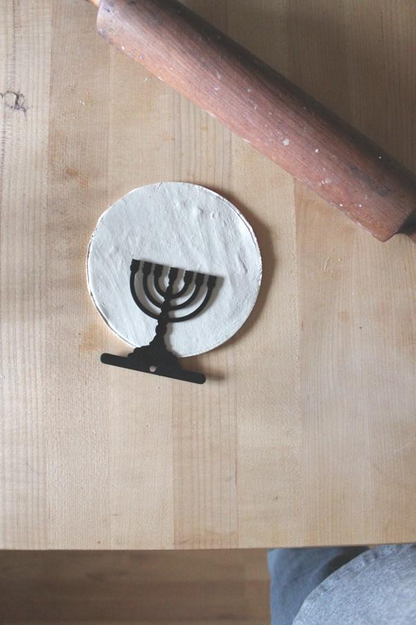 DIY Menorah Ring Dish   Land of Honey