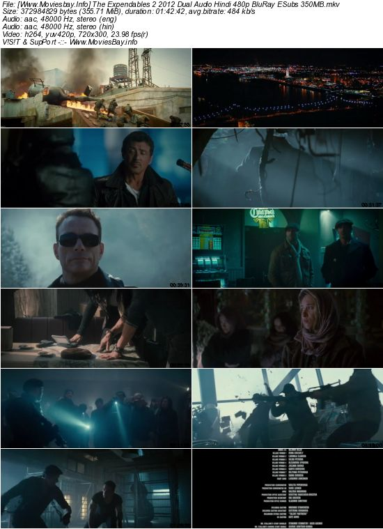 the expendables 2 (2012) hindi dubbed movie download free