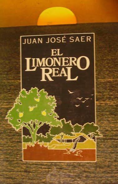 El Limonero Real – Juan Jose Saer