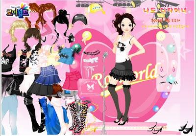 Khususnya bagi kau yang suka dengan dunia game 10 Game Perempuan di Andoid dan PC, Terpopuler!