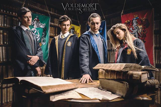 VOLDEMORT : ORIGINS OF THE HEIR