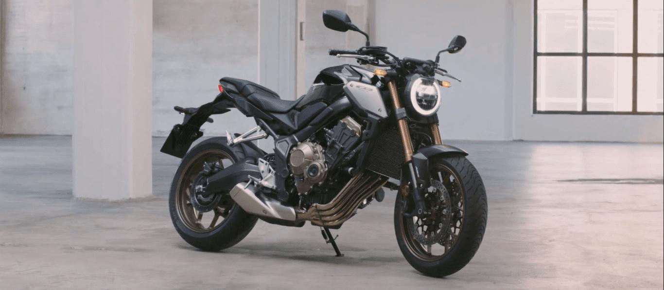 EICMA : Honda CB650R 2019 Unveiled