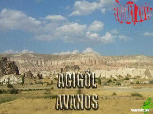 2013/08/01 Türkiye Turu 21. GÜN (Acıgöl-Avanos)