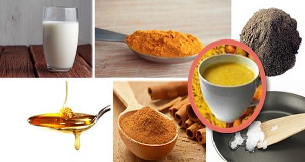 laptele auriu este un foarte bun antioxidant