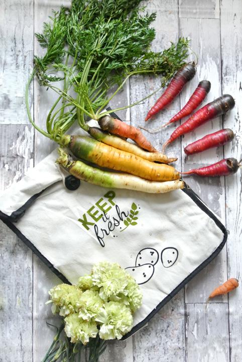 Zdrowe odżywianie - warzywa