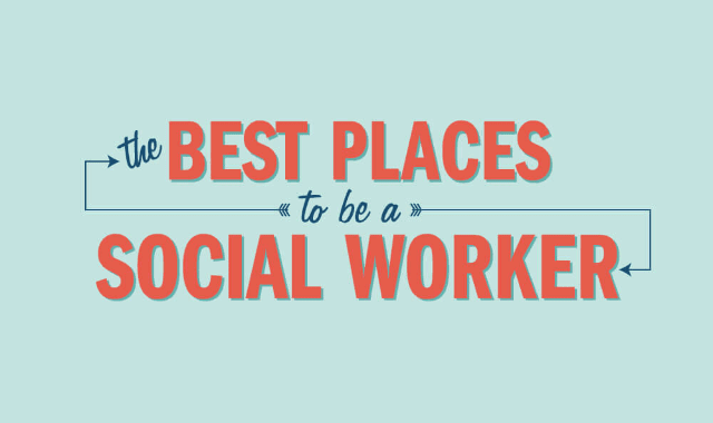 Best Places to be a Social Worker