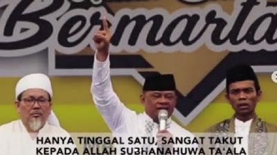 """Jenderal Gatot Ngaku akan Ditangkap, """"Tapi Saya Tidak Takut, Jangan Coba Obok-obok!"""""""