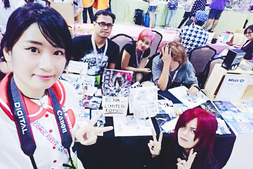 Comic Fiesta 2015 | chainyan.co