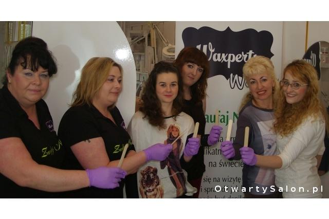 szkolenie dla kosmetyczke  z depilacji woskiem wax