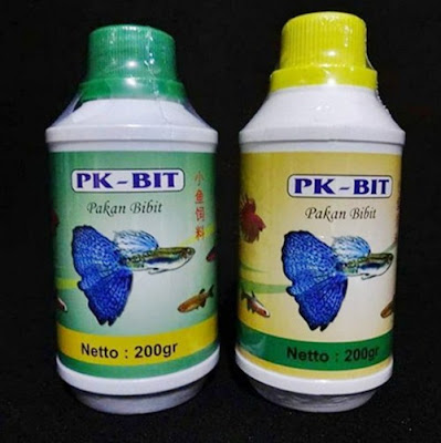 Pakan Ikan Neon Tetra PK-BIT