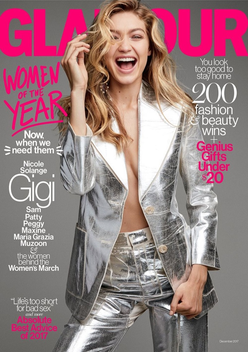 Gigi Hadid Named One of Glamour's Women of the Year