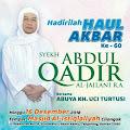 Hari INI, Haul ke-60 Syekh Abdul Qadir Al Jailani RA di Masjid Al Istiqlaliyah Cilongok