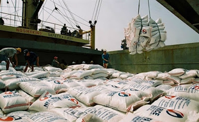 Giá gạo xuất khẩu cao nhất trong 4 năm