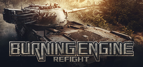 Refight: Burning Engine un nuevo simulador de tanques en modo battleroyale
