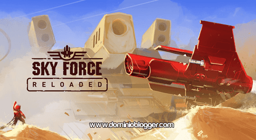 juego Sky Force Reloaded gratis