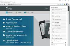 Nimbus: extensión que permite capturar pantallas y grabar pantallas en video (Chrome)