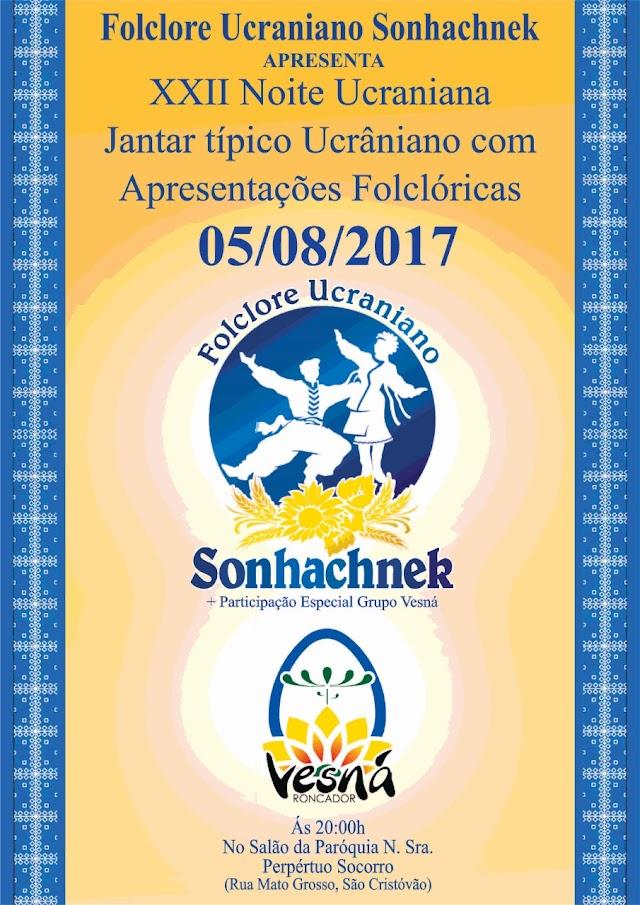 Grupo Vesná de Roncador será destaque em Cascavel