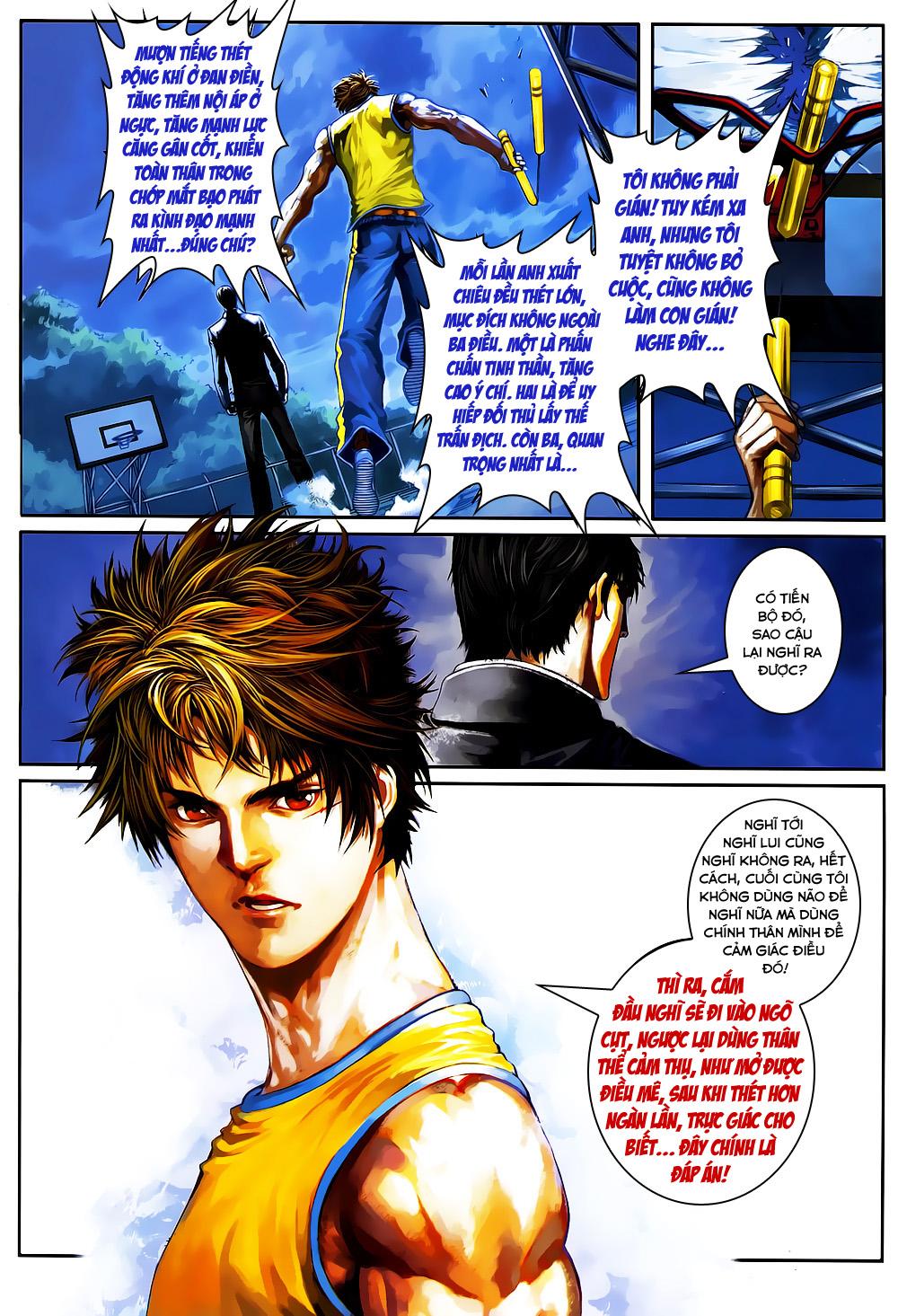 Quyền Đạo chapter 5 trang 16