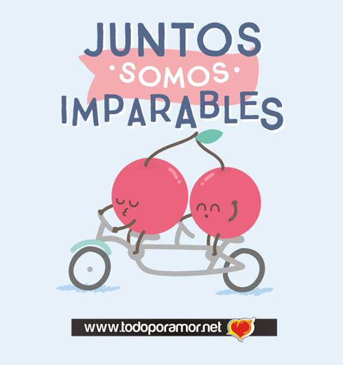 Juntos son imparables