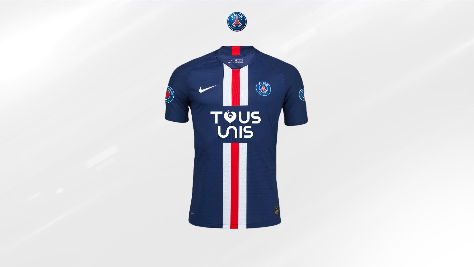 PSG launch limited edition kit to raise funds for health care staff