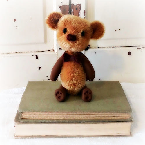 Meet Samuel - The Newest Addition to Something Special Bears!