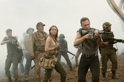 Image of Tom Hiddleston and Brie Larson in Kong: Skull Island (35)