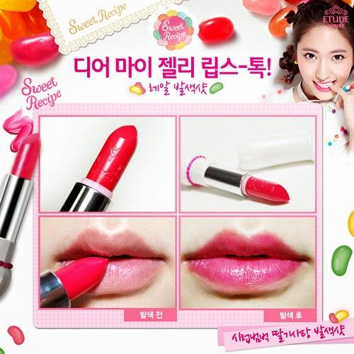 lips, szminka