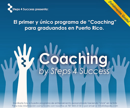Nombres para clases graduandas - Steps 4 Success Inc.