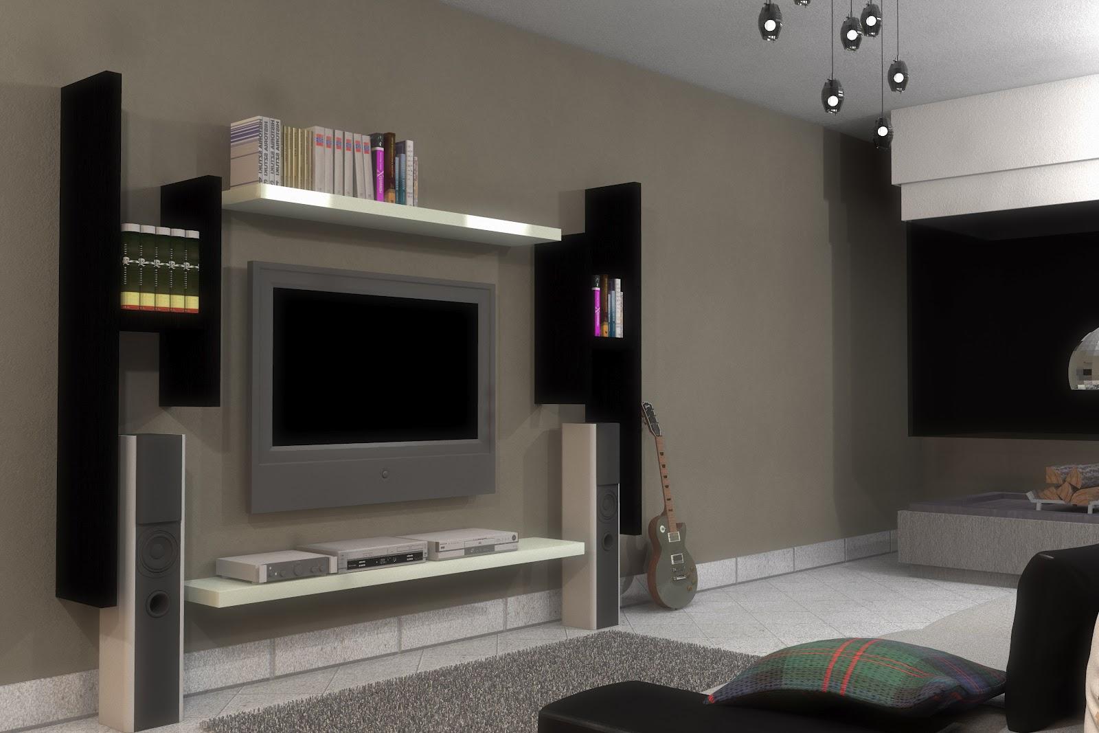 Render architettonici soggiorno for Soggiorno arredato
