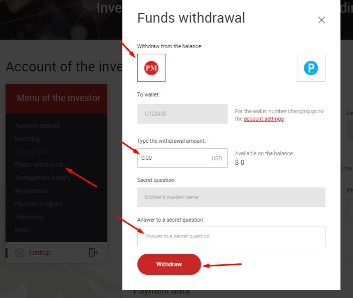 Регистрация в Crypto Bulls 4