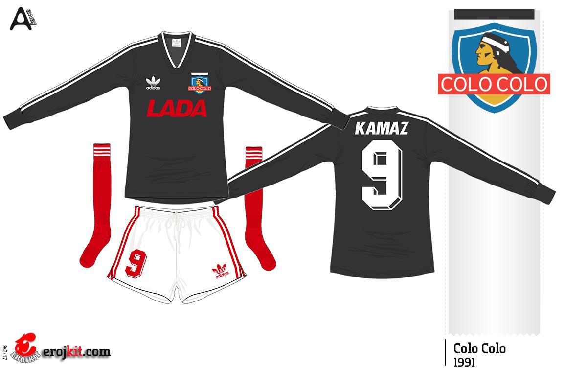 ... não conseguiria vencer também a Copa Intercontinental contra o Estrela  Vermelha da Iugoslávia. As camisas eram feitas pela Adidas e contava com o  ... 65949473b075e