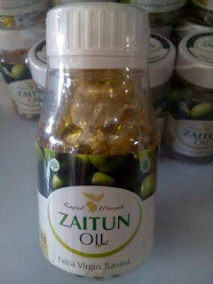 Kapsul Zaitun Oil HIU