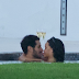 Rihanna spotted making out with a new man in a pool (raunchy photos)